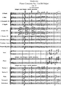 TchaikovskyPianoConcertoNo1Op23